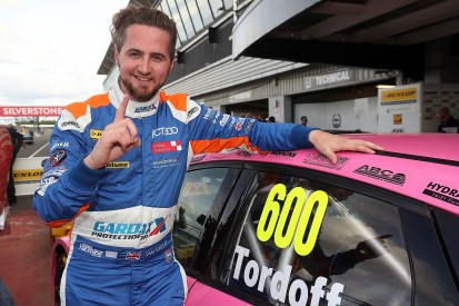 Silverstone BTCC: Motorbase Ford's Tordoff takes first 2018 pole