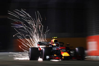 Red Bull is working to solve Singapore qualifying mapping issue