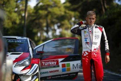 Toyota WRC duo Tanak and Latvala take team orders on Rally Turkey