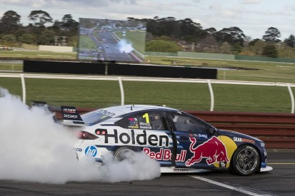 Sandown 500: Whincup and Dumbrell seal Holden Triple Eight podium