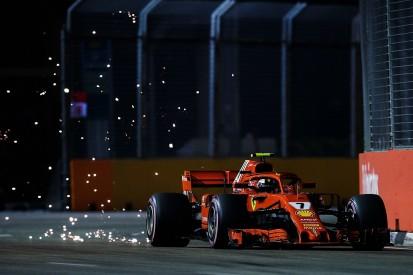 Daniel Ricciardo encouraged by Ferrari's F1 qualifying gamble failure