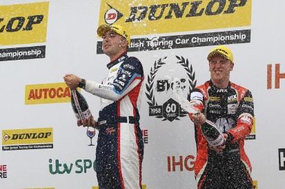 Silverstone BTCC: Tom Ingram reignites title bid with win from 15th