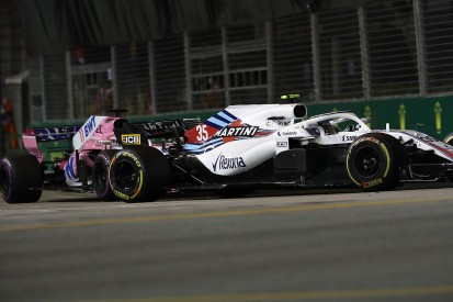 Sergio Perez admits penalty for Sergey Sirotkin clash was 'fair'