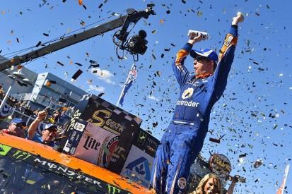 Las Vegas NASCAR: Brad Keselowski gets Penske's 500th win