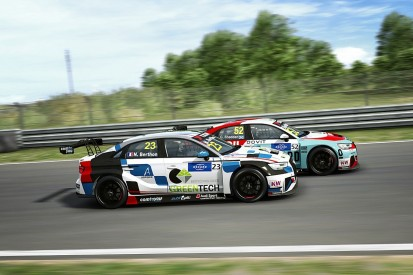 Audi/VW racers become fifth and sixth WTCR Esports winners at Zandvoort