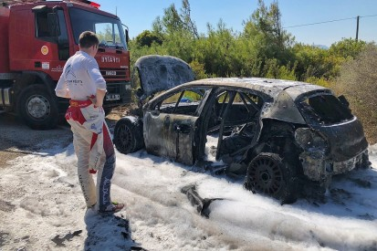 Citroen to investigate Craig Breen's car-destroying WRC Turkey fire