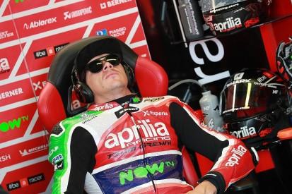Scott Redding accepts his MotoGP career will end after Aprilia