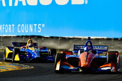 IndyCar champion Dixon feared title rival Rossi would win from last
