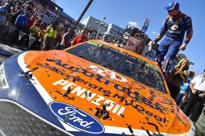 Brad Keselowski: 'We stole the last three races' in NASCAR Cup