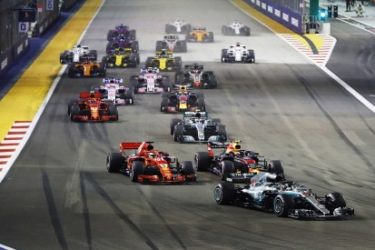 F1 race director Charlie Whiting doubts F1 will allow third cars