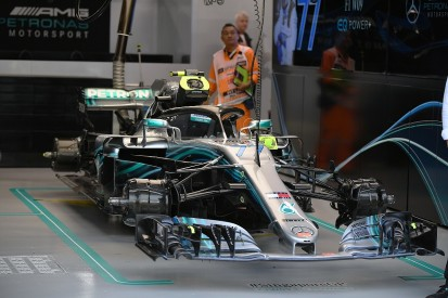 The hidden tech change that transformed Mercedes' F1 car in Singapore