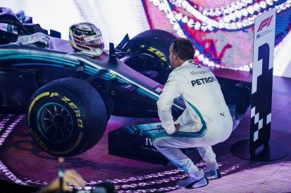 Hamilton already pushing for Mercedes 2019 parts before end of year