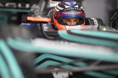 Evans driven by 'hurt' of lack of regular Jaguar Formula E podiums