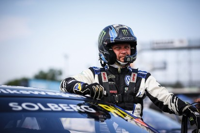 Solberg joins VW line-up for debut of WRC2 Polo GTI R5 car in Spain