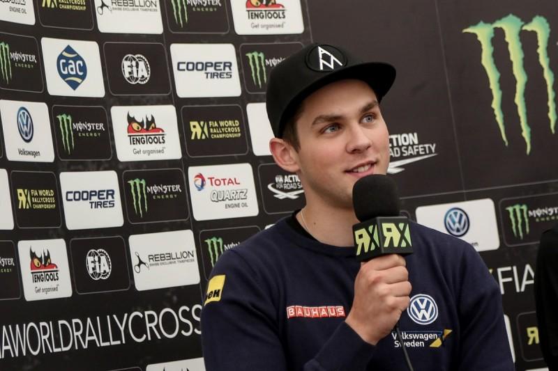 GCK Renault World Rallycross squad expands, adds Anton Marklund