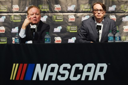 NASCAR president Brent Dewar steps down, successor appointed