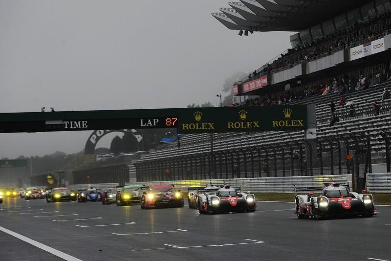 WEC's 2019/20 Fuji round brought forward to avoid Japanese GP clash