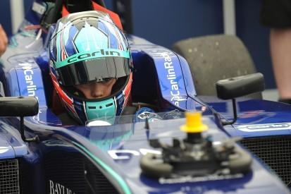 Billy Monger takes maiden British F3 pole on Donington Park return