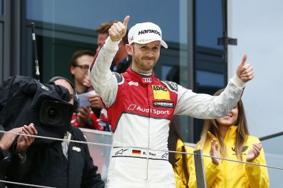 Red Bull Ring DTM: Rast wins race one after Juncadella penalty