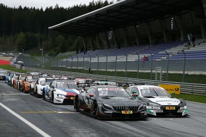 Penalised Juncadella accusses the DTM of 'digging its own grave'