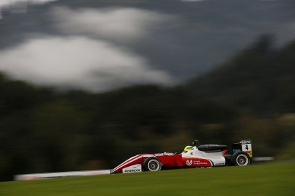 European F3 Red Bull Ring: Schumacher secures another double pole