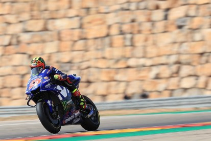 MotoGP Aragon: Yamaha's Vinales gets three-place drop for Smith block