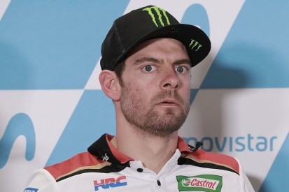Crutchlow frustrated by Honda's favouritism towards retiring Pedrosa