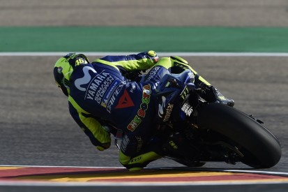 Rossi insists failed Aragon qualifying gamble was his only option
