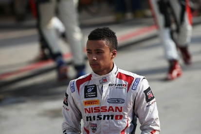 Nissan's Mardenborough drafted in for Blancpain Endurance finale
