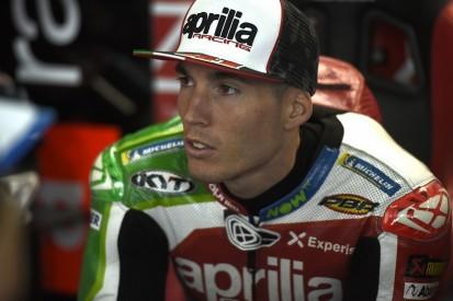 Aleix Espargaro wants season to end after brother's Aragon MotoGP crash