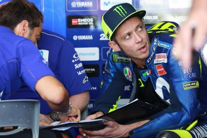 Rossi hopes new record Yamaha MotoGP winless streak prompts action