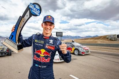 World RX Peugeot driver Hansen ends win drought at Nitro Rallycross