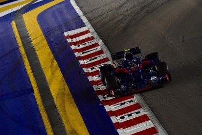 Toro Rosso Formula 1 team upgrade won't arrive until US Grand Prix