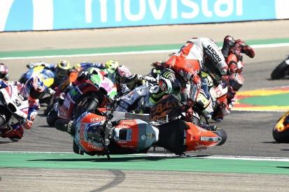 Honda had to expect 2019 MotoGP team-mates Marquez/Lorenzo to clash