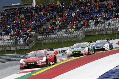 Mercedes' Paffett: Audi DTM Red Bull Ring manipulation 'our fault'