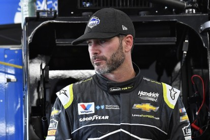 Johnson: Roval race survival needed to extend NASCAR playoff hopes