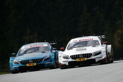 Mercedes must avoid 'negative spiral' of playing DTM chances down