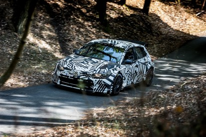 Volkswagen's new WRC2 machine set for similar tests as Polo WRC car