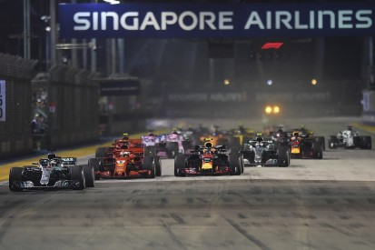 F1 triple-header only considered for flyaway races, not Europe