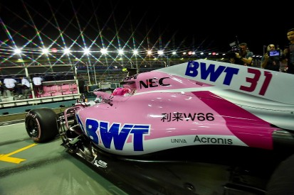 Losing Force India F1 bidder Uralkali says it is taking legal action