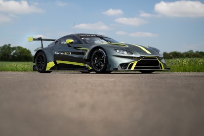 Aston Martin's new GT3-spec Vantage to make official race debut in VLN