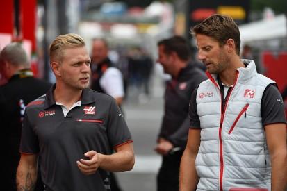 Haas retains Kevin Magnussen and Romain Grosjean for 2019 F1 season