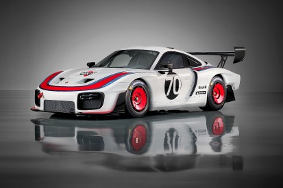 Porsche launches new 935-styled GT car based on the 911