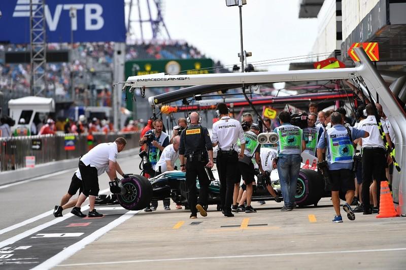 Mercedes management board changes give Formula 1 team 'stability'