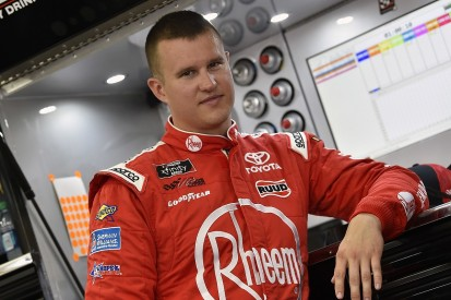 Preece announced as Allmendinger's JTG Daugherty NASCAR replacement