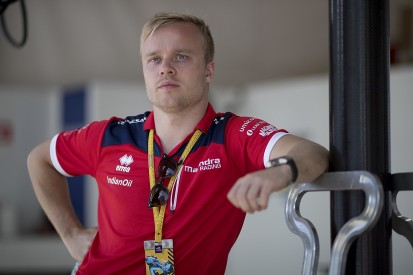 Rosenqvist joins Ganassi for 2019 IndyCar season alongside Dixon