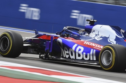Toro Rosso 'excited' by Honda's progress with latest F1 engine upgrade