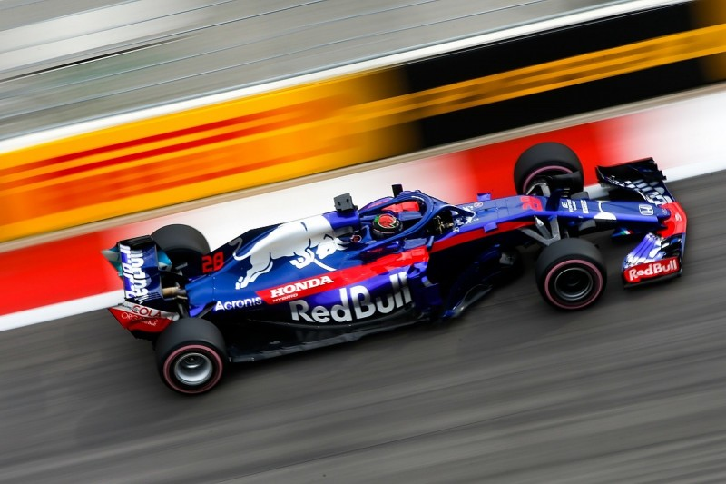 Honda reverts to older Formula 1 engine spec for Russian GP