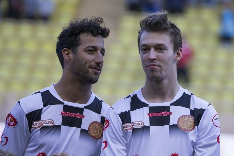 Daniil Kvyat called Marko before Ricciardo's Red Bull exit public