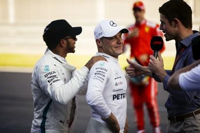 Valtteri Bottas beats Lewis Hamilton to Russian Grand Prix F1 pole